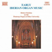 Robert Parkins: Early Iberian Organ Music - CD