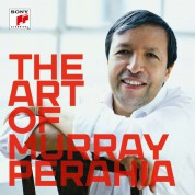 Murray Perahia: The Art of Murray Perahia - CD