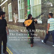 Edin Karamazov - The Lute is A Song - CD