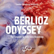 Sir Colin Davis, London Symphony Orchestra: Berlioz: Odyssey - The Complete Sir Colin Davis Recordings - CD