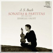 Isabelle Faust: Sonatas & Partitas: for - CD