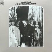 Bob Dylan: John Wesley Harding (2010 Mono Version) - Plak