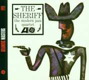 The Modern Jazz Quartet: The Sheriff - CD