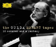 Friedrich Gulda - The Gulda Mozart Tapes - CD
