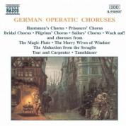 German Operatic Choruses - CD