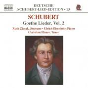 Çeşitli Sanatçılar: Schubert: Lied Edition 13 - Goethe, Vol. 2 - CD