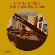 Chick Corea: Now He Sings,Now He Sobs - CD