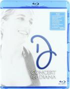 Çeşitli Sanatçılar: Concert For Diana - BluRay