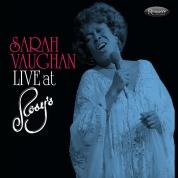 Sarah Vaughan: Live at Rosy's - CD