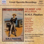 Sullivan: H.M.S. Pinafore (D'Oyly Carte) (1948) - CD