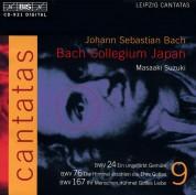 Bach Collegium Japan, Masaaki Suzuki: J.S. Bach: Cantatas, Vol. 9 (BWV 24, 76, 167) - CD