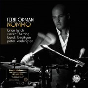 Ferit Odman: Nommo (Transparent Black Vinyl) - Plak