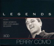 Perry Como: Legends - CD