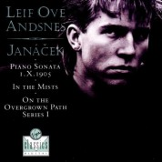 Leif Ove Andsnes: Janacek: Piano Sonata 1.x.1905, In the Mists, On the Overgrown Path - CD