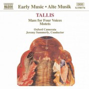Tallis: Mass for Four Voices / Motets - CD