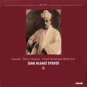 İzak Algazi Efendi - CD