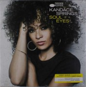 Kandace Springs: Soul Eyes - Plak
