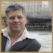 Werner Güra: Schumann: Dichterliebe Op.48, Liederkreis Op.39 - CD
