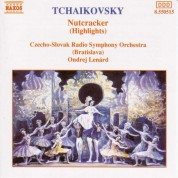 Ondrej Lenard, Slovak Radio Symphony Orchestra: Tchaikovsky: The Nutcracker (Highlights) - CD