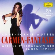 Anne-Sophie Mutter, James Levine, Wiener Philharmoniker: Anne-Sophie Mutter - Carmen Fantasie - SACD