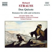 Strauss, R.: Don Quixote / Romance for Cello and Orchestra - CD