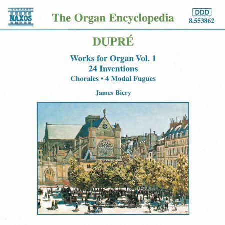 Dupre: Works for Organ, Vol.  1 - CD