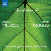 Vasari Singers: Filsell - Briggs: Choral Music - CD
