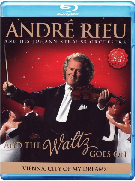André Rieu: And The Waltz Goes On - BluRay