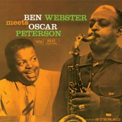 Ben Webster, Oscar Peterson: Ben Webster meets Oscar Peterson - Plak