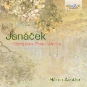 Håkon Austbö: Janacek: Piano Works - CD