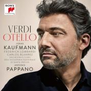 Jonas Kaufmann, Antonio Pappano, Coro e Orchestra dell'Accademia Nazionale di Santa Cecilia: Verdi: Otello - CD