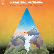 The Mahavishnu Orchestra: Visions Of The Emarald Beyond - Plak