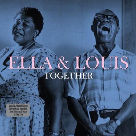 Ella Fitzgerald, Louis Armstrong: Together - Plak