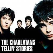 The Charlatans: Tellin' Stories - Plak
