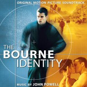 John Powell: Bourne Identity (Military Green Vinyl) - Plak