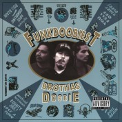 Funkdoobiest: Brothas Doobie (Blue Vinyl) - Plak