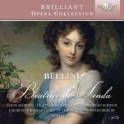 Lucia Aliberti, Chor und Orchester der Deutschen Oper Berlin, Hellwart Matthiesen, Fabio Luisi: Bellini: Beatrice di Tenda - CD