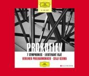 Andreas Schmidt, Berliner Philharmoniker, Seiji Ozawa: Prokofiev: 7 Symphonien, Lieut. Kijé - CD