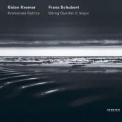 Kremerata Baltica, Gidon Kremer: Franz Schubert: String Quartet G Major - CD