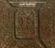 Gary Burton: Seven Songs For Quartet And Chamber Orchestra (Music by Michael Gibbs) - CD