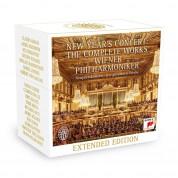 Wiener Philharmoniker: New Year's Concert: The Complete Works - CD