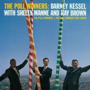Barney Kessel, Ray Brown, Shelly Manne: The Poll Winners + The Poll Winners Ride Again - CD