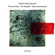 Danish String Quartet: Adès / Nørgård / Abrahamsen - CD
