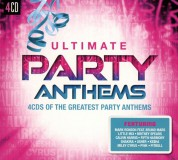 Çeşitli Sanatçılar: Ultimate Party Anthems - CD