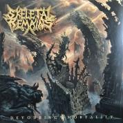 Skeletal Remains: Devouring Mortality (Red Vinyl) - Plak