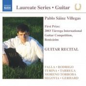 Guitar Recital: Pablo Sainz Villegas - CD