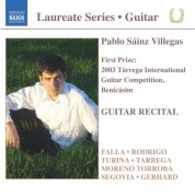 Guitar Recital: Pablo Sainz Villegas - CD