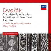 István Kertész, London Symphony Orchestra: Dvořák: Complete Symphonies - CD