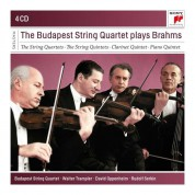 Budapest String Quartet Plays Brahms - CD