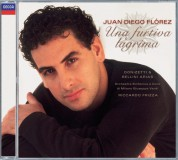Juan Diego Florez, Orchestra Sinfonica e Coro di Milano Giuseppe Verdi, Riccardo Frizza: Juan Diego Flórez - Una Furtiva Lagrima - CD